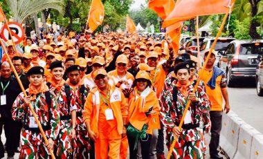 Bermetamorfosis, YASKUM Indonesia Gelar Jalan Sehat